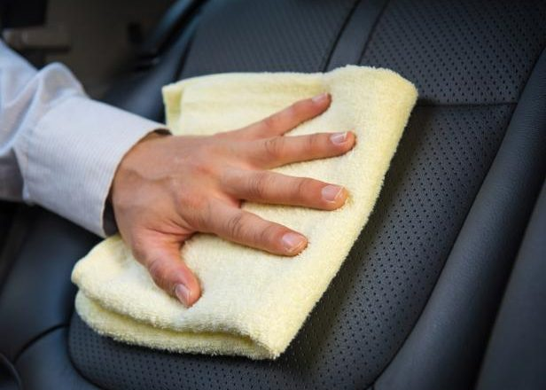 The Most Effective Way To Clean Your Car's Upholstery
