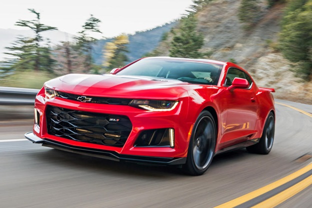 What New Features are Associated with 2021 Chevrolet Camaro?