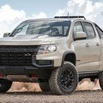 How to Maintain your 2021 Chevrolet Colorado?