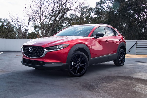 A Short Review of the 2021 Mazda MX-30